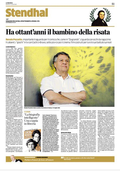 #RenatoPozzetto