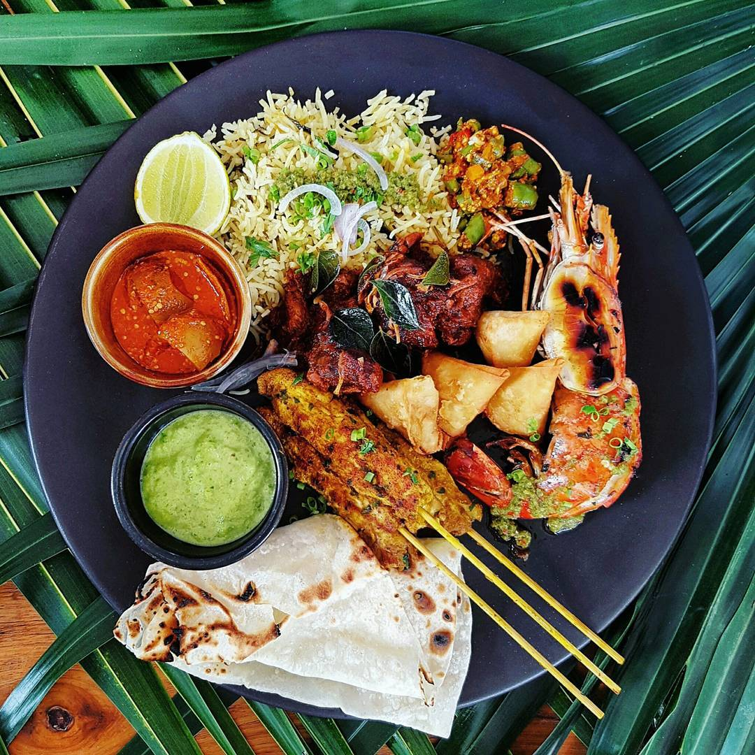 Savour the finer things in life with a delicious dish full to the brim of Mauritian delicacies.   #MyShangriLa #FromTheTable   Photo Credit: @clerkenwellboyec1 https://t.co/jQe6cY7aKS