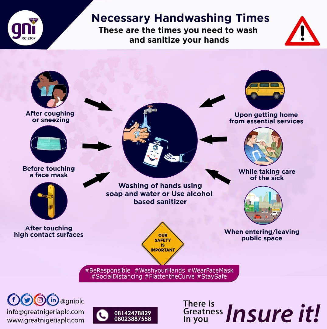 COVID-19 is real, please keep safe! #BeResponsible #WashyourHands #UseAlcoholbasedhandsanitizer #WearFaceMask #MaintainSocialDistance #FlattentheCurve #StoptheSpread #StaySafepic.twitter.com/eOU0EqpHD4