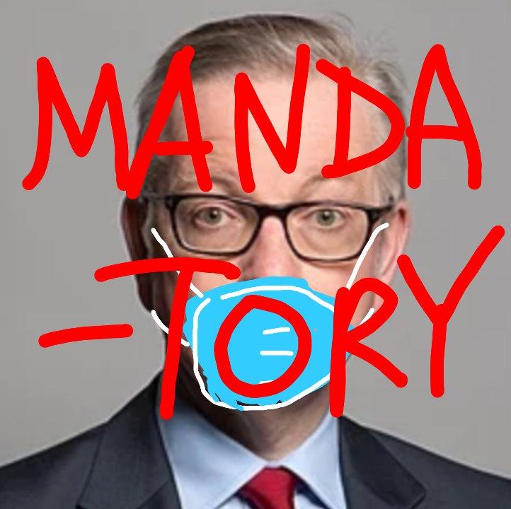 """MANDATORY"" [from a series of spontaneous amateur artworks entitled 'Fucking Tories'] #art #amateur #mixedmedia #GRAFFITI #shitart #CLAPFORTHENHS pic.twitter.com/cJkihJplVZ"