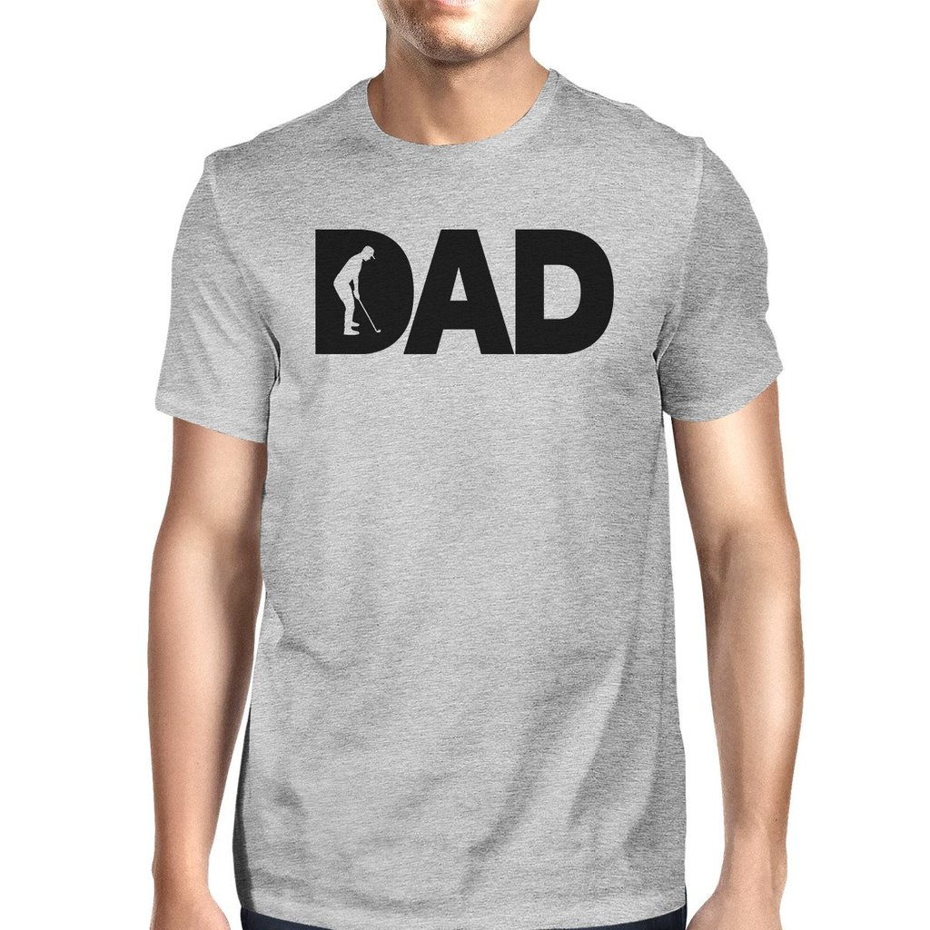 Check out this product  Dad Golf Mens Gray Graphic Tee Shirt Golf Dad   by Teal Tiger starting at £12.49.  Show now   https:// shortlink.store/EOhDE5caA    <br>http://pic.twitter.com/XfFQM5aj2s