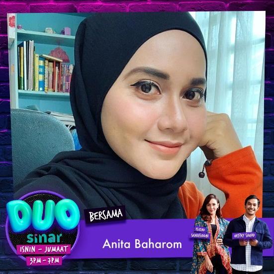 Petang ini di #DuoSINAR ada @anitabaharom untuk promosikan Keluarga Iskandar The Movie Akan Datang 16 Julai ini hanya di Astro First, Saluran 480, Di Pawagam Rumah Anda. https://t.co/F4ztj1aiFB