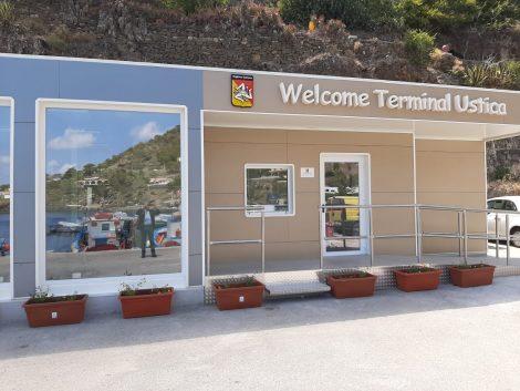 """Inaugurata la stazione marittima di Ustica, Cordaro """"Grande operazione che riqualifica servizi turistici"""" (FOTO) - https://t.co/KouyfAMOTw #blogsicilianotizie"""