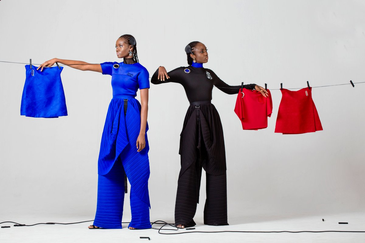 Pan African Fashion: BIIO is ready to thrive in the new era of fashion >>> https://t.co/79NaF5ybYR https://t.co/RoJY0bggzk