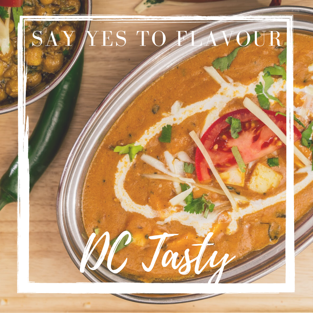 Say yes to flavour by ordering from DC Tasty, as we use over 28 spices in our freshly made dishes.  #classic #indian #takeaway #curry #rice #flavour #spice #goodfood #health #hygiene #tasty #veggie