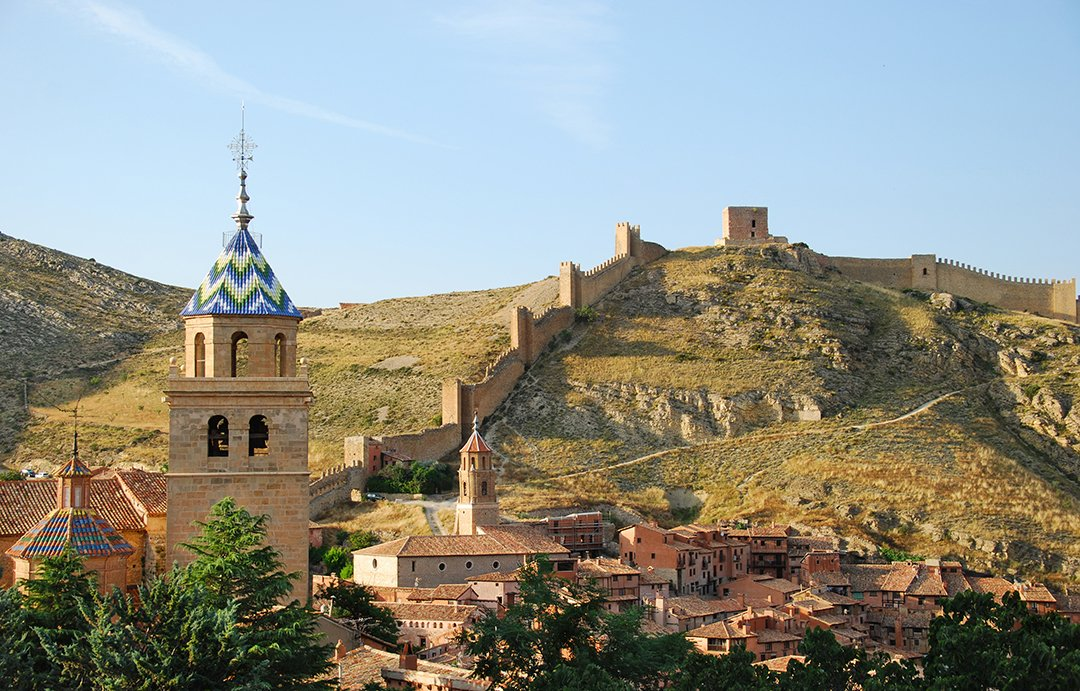 SPECIAL OFFER! Departing 30th July we have 2 discounted places available. Wander Shady Moorish alleys and sunlit butterfly-filled valleys on our unique summer tour to Montes Universales in Spain!  Contact us for more details or visit our website...  https://t.co/wXDzAIrfoG https://t.co/Xks4OAIqXl