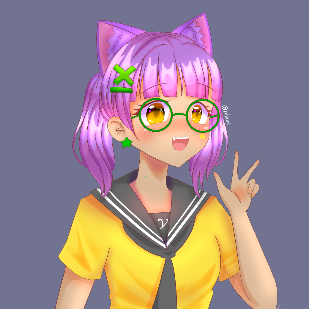 Commission for @/jentacookiecat from IG   She's a nice VTuber  please subscribe to her YouTube channel: https://www.youtube.com/channel/UCMWuAc3ARSgDGLlMItsxpTg…  #artcommissionsopen #commission #commissionsopen #commsopen #artcommsopenpic.twitter.com/RZkaTAts0p