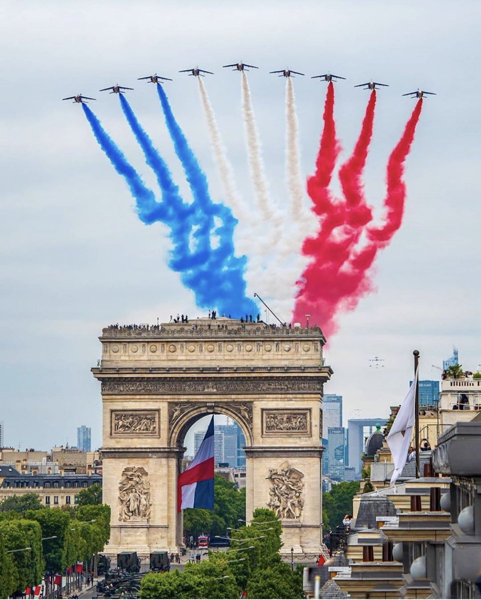 @KMbappe's photo on #BastilleDay