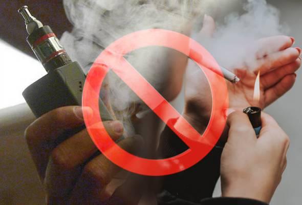 Selangor larang minum arak, hisap rokok dan vape di kawasan rekreasi #AWANInews #AWANI745 astroawani.com/berita-malaysi…