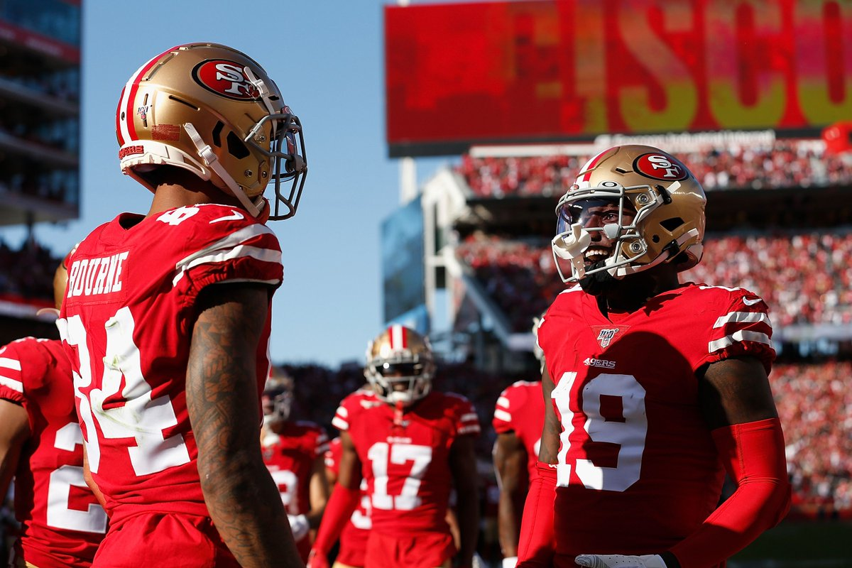 LaDainian Tomlinson shares his thoughts on what is the 49ers' Achilles' heel. ninersnation.com/2020/7/14/2132…