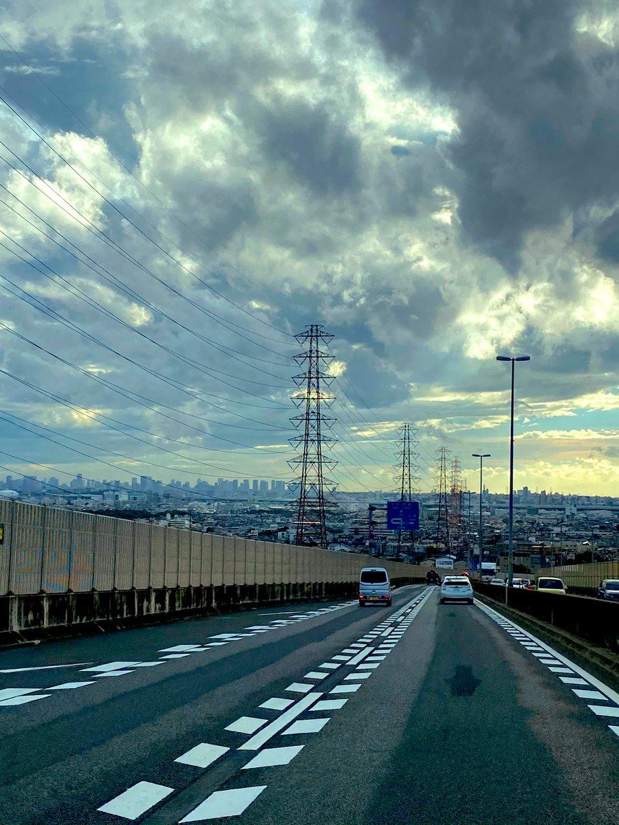 大阪に帰って来た感😌