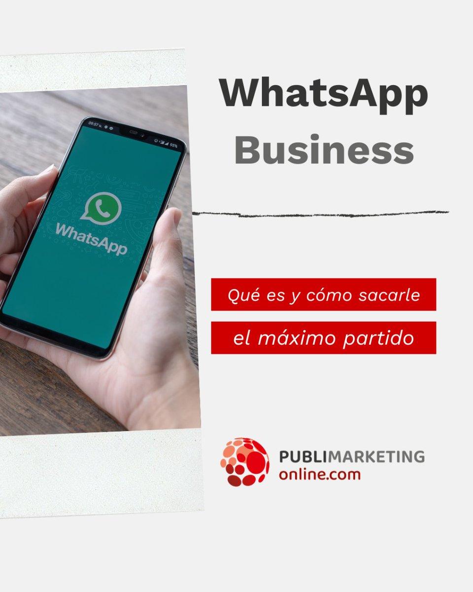Podrás configurar mensajes, programarlos y automáticamente se enviarán a la hora que hayas seleccionado.  ¿Qué te parece WhastApp Business? ¿Lo utilizas en tu empresa? ¡A nosotros nos hace la vida mucho más fácil! #publimarketingonline #marketingonline #ecommercepic.twitter.com/SXCkUe6QuO