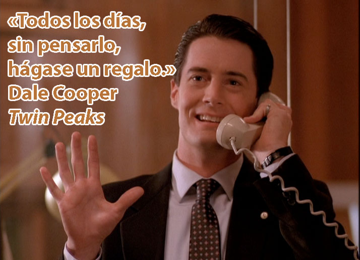 #TwinPeaks #DaleCooper