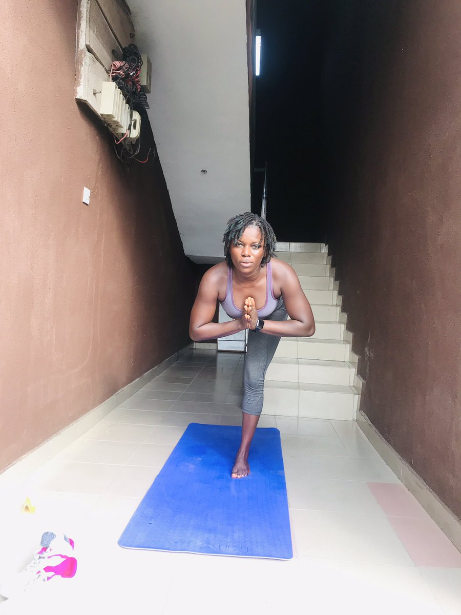 Three legged pose  perfected Side crow  work in progress (slide)  Consistency always yields results. Always!  Good morning, this morning! #fitfam  #fitnessmotivation  #yogi  #fitnesslifestyle  #insideoutwellnesspic.twitter.com/sFBUZNBcLc