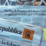 Image for the Tweet beginning: #RassegnaStampa 📰 Oggi su @rep_palermo un