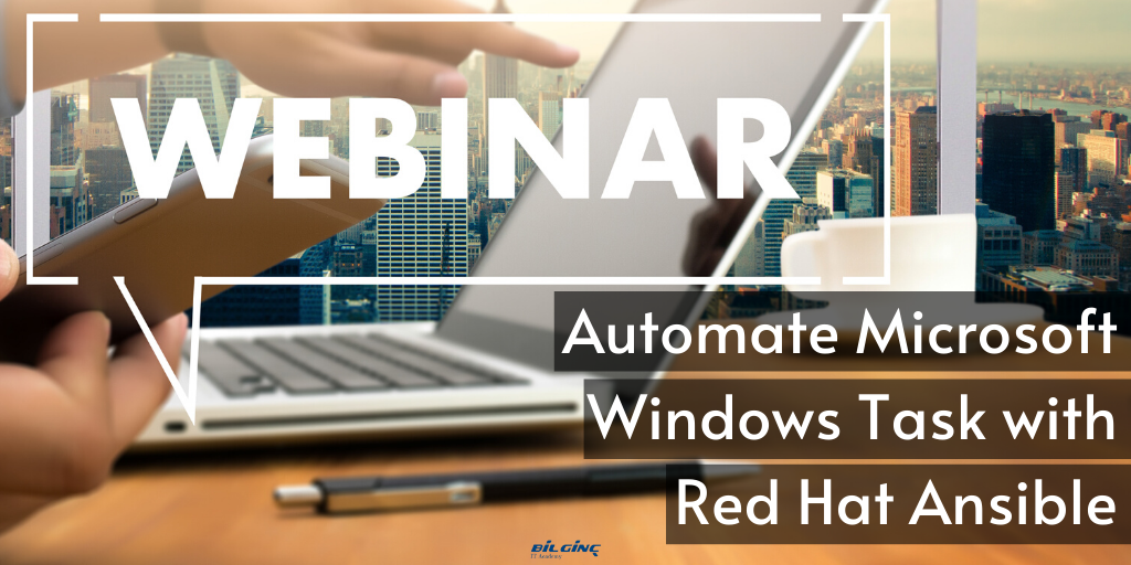 "Join ""Automate Microsoft Windows Task with #RedHat Ansible"" #webinar on July 16th! Learn how the RH #Ansible Automation Platform helps ensure the necessary security for the #Windows IT infrastructure.  Hurry up and reserve your seat before it's too late! https://t.co/59ZPT1hpLC https://t.co/pBQi9287eg"