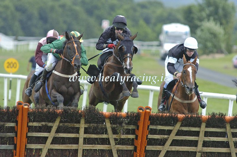 #FromTheArchives 15 years ago today 14-7-2005. @KillarneyRaces Shaalayn and @Martinferris83 win for owner Colette Coleman and trainer Colman Hennessy. (c)healyracing.ie
