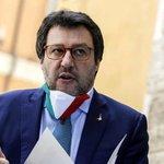 Image for the Tweet beginning: Il leader del Carroccio ha