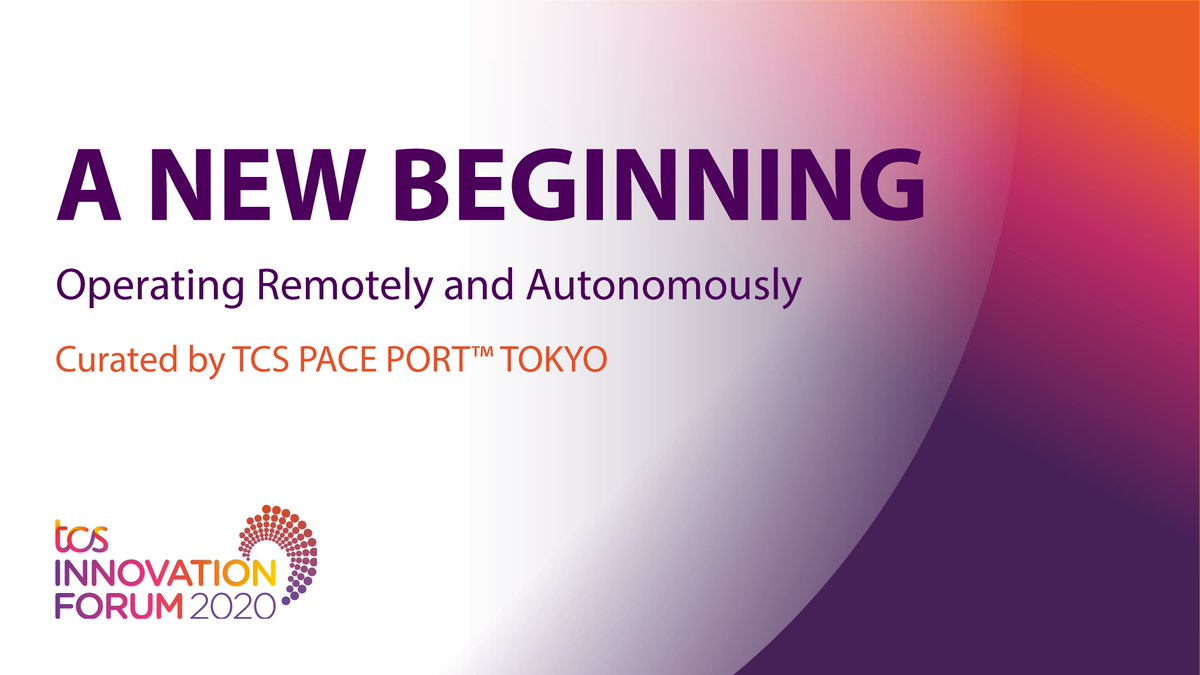 The fourth #TCSInnovation Forum is this week. Business leaders from across the globe will discuss the need to reimagine business with connected systems to enable secure, remote and autonomous operations. Learn more: https://t.co/cnhu4lYuCe https://t.co/AOlwiI2iFn