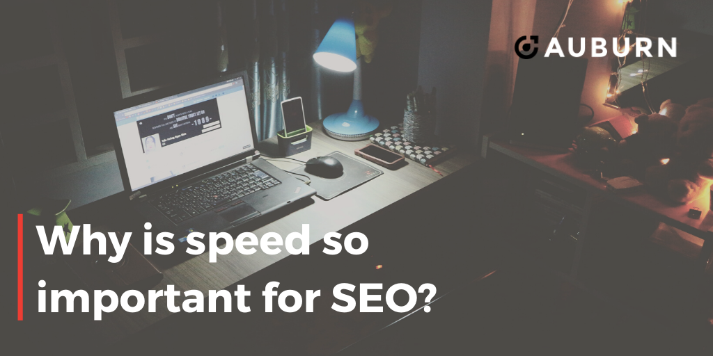 If a user lands on your site and it takes F-O-R-E-V-E------R to load, they won't stick around. So this is why site speed matters for SEO!   https://bit.ly/2Thr54i  #DigitalMarketing #SEO #Google #SEM #marketingonline #inboundmarketing #marketingtips #websitepic.twitter.com/23wK4zwXZs