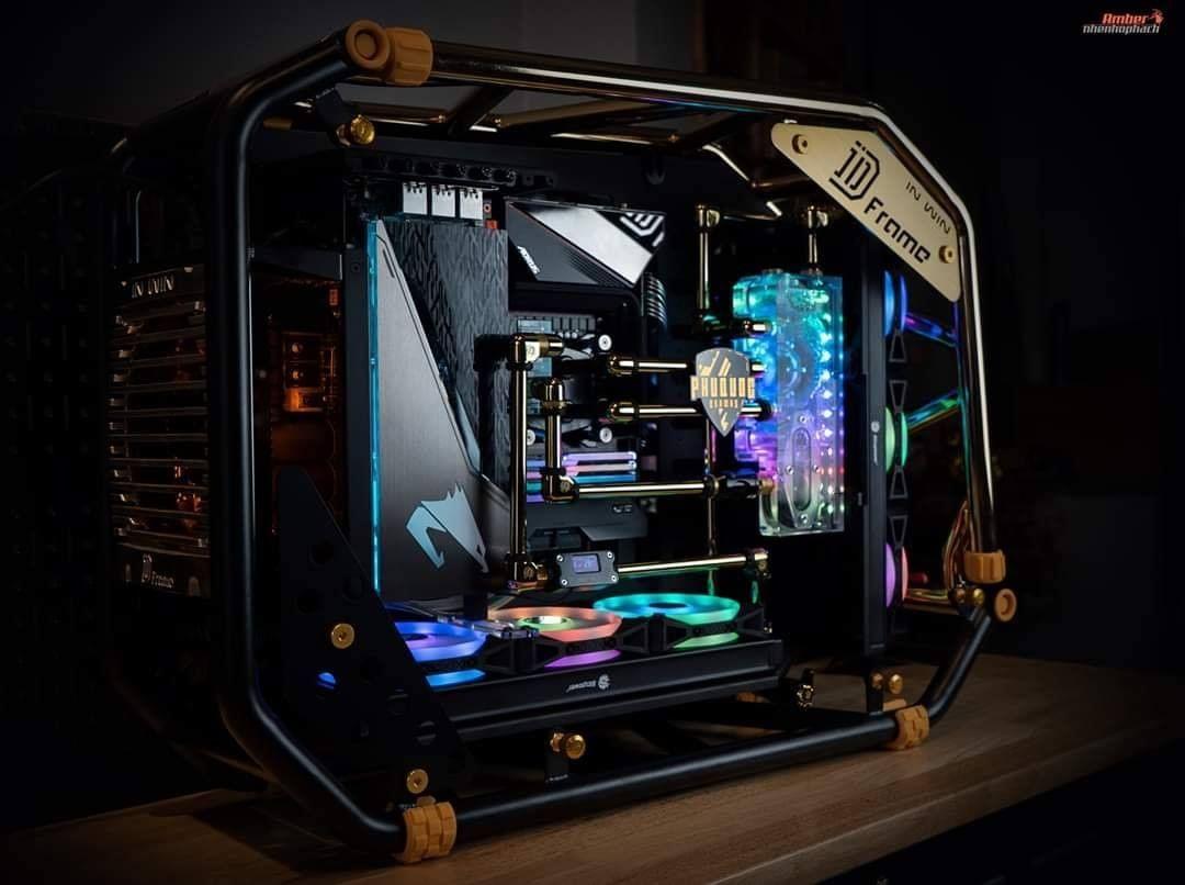 NEXT GIGABYTE AORUS GAMING POWER  Inspiration to build! . #SoarToNewHeights #AORUSZ490 #Z490 #AORUS #motherboard #GIGABYTE #gamingcomputer #mainboard #gamingpcbuilds #pcparts #computerhardware #computerparts #gamingpcs #aorusgaming #pcgamingsetups #pcgamerlife #motherboardspic.twitter.com/FlTXDxdCpV