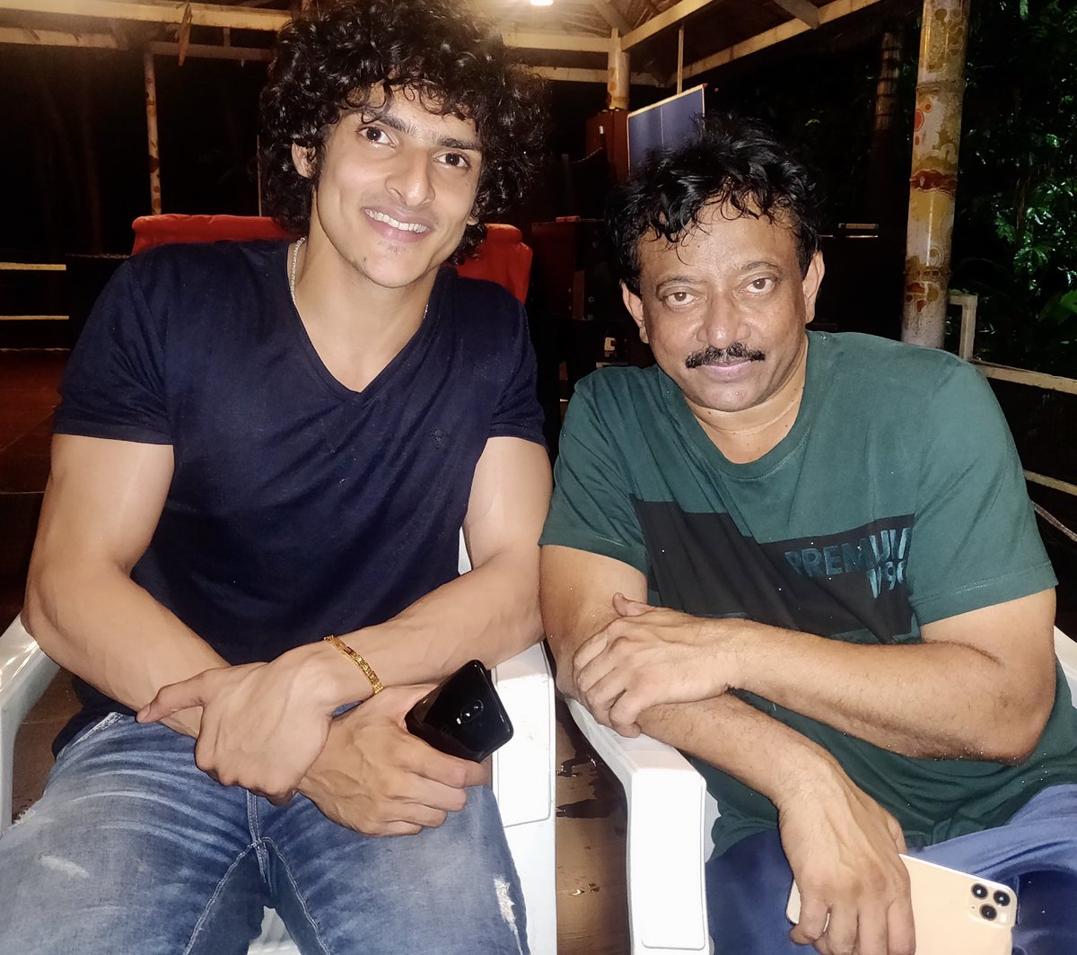 "Ram Gopal Varma on Twitter: ""For those asking @rock_kacchi is a ..."