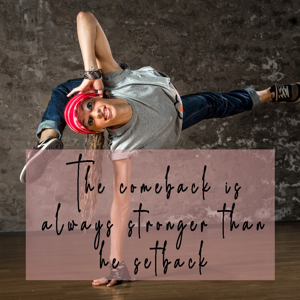 The comeback is always stronger than the setback  #dancelife #dancestudio #dancemusic #dancehistory #dancelove #dancelovedance #dancers #dancerlife #dancerlifestyle #dancewear #dancehall #dancersofinstagram #dancer https://t.co/Qjs0vGKBis