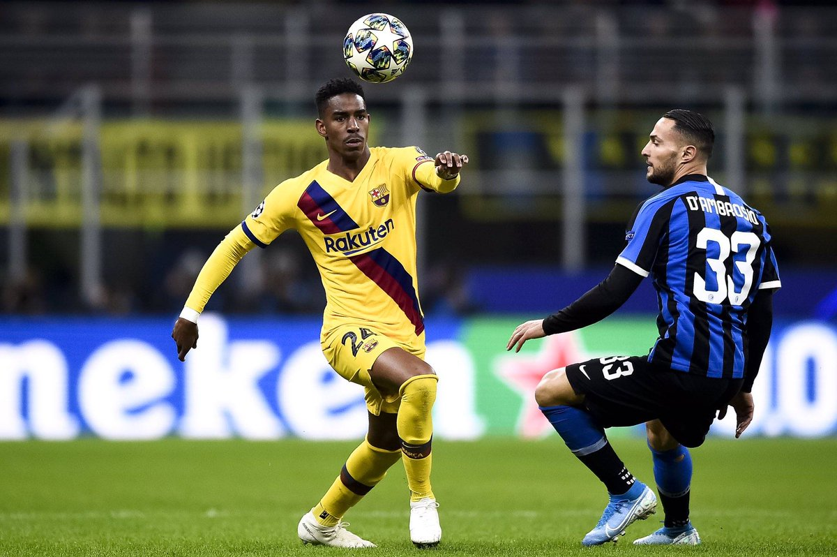 📰 [SER🥈] | Junior Firpo has already reached an agreement with Inter. He agrees to leave for Inter and will enter the operation to sign Lautaro Martínez. Barça need to sell players to close the transaction €70m.
