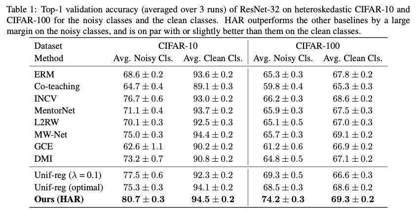 不均衡かつラベルノイズの不均一分散をもつデータに対して、フィッシャー情報量をもとにデータ毎の正則化係数を変える正則化手法を提案。ノイズの度合いがラベル毎に異なるデータで大きく精度が向上する。