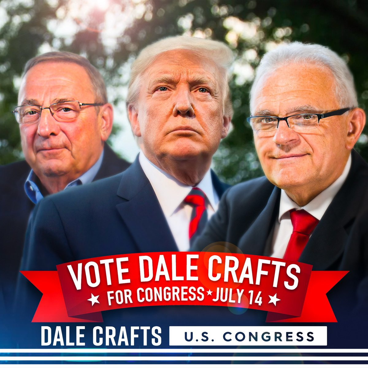 Today is the Day! I am proud to have run a positive campaign on my story & experience. @PaulLePage @PaulRLePage1 and @realDonaldTrump, are counting on YOU to cast your ballot today. I hope I have earned your vote.  https://t.co/B8XJrI9FXB https://t.co/1NWPhbTvXZ