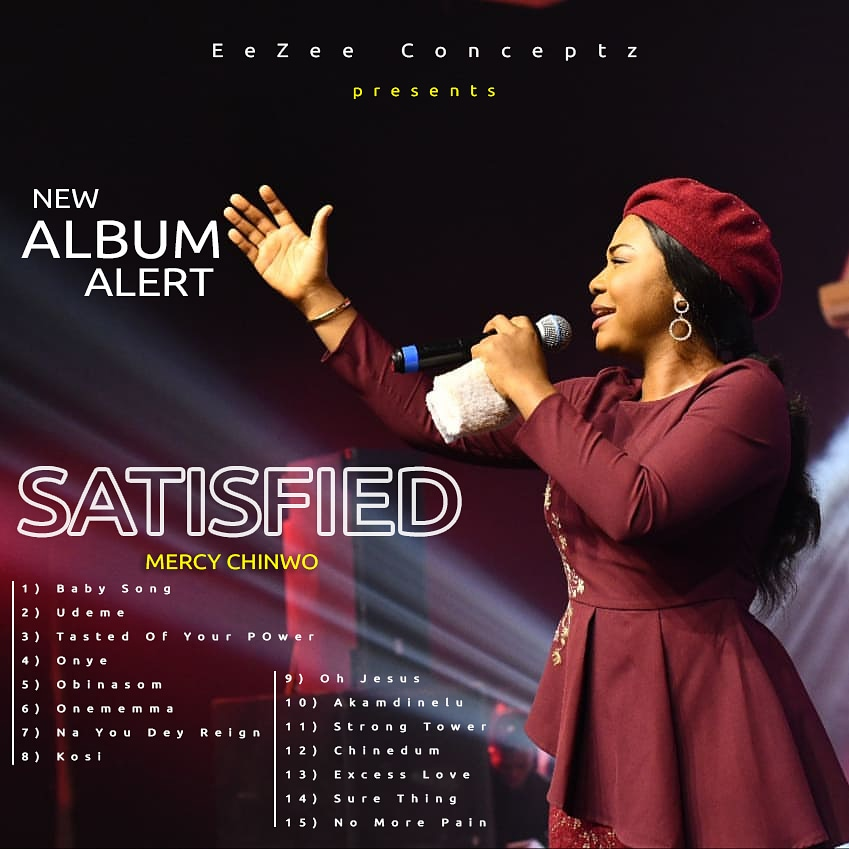 @mercychinwo New #album Alert #satisfied  If you have not gotten yours, go get it now...🕺🕺🕺🕺🕺🕺#linkinherbio #satisfied is a full package of satisfaction. I have been on the track #udeme repeatedly... Thank you @mercychinwo  you inspire me a lot. https://t.co/MlwFTnpENZ