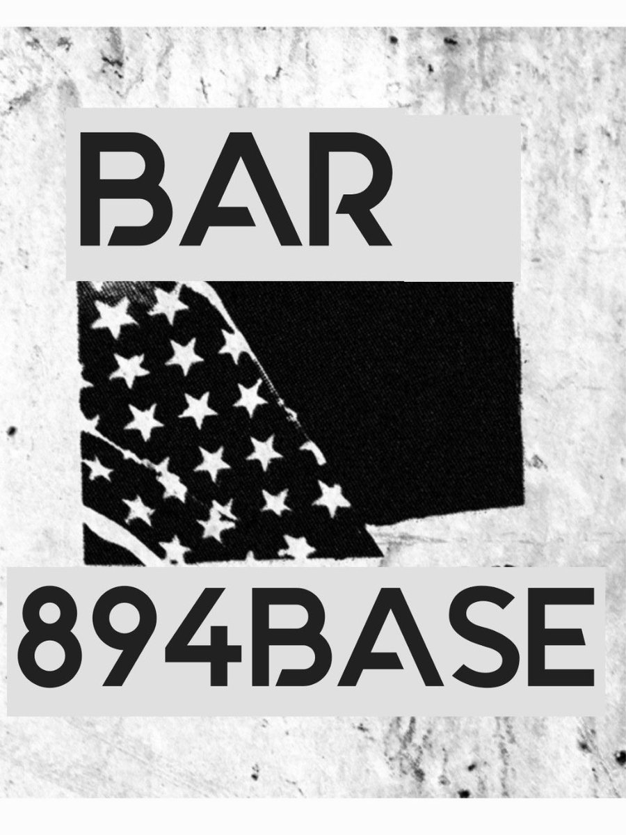 ⛩BAR 894 BASE これを聴け! STAY ALIVE (アメリカ) BLACK  LIVES MATTER ! 894 BASE LIVES MATTER ! https://t.co/fer3w7PcS4 https://t.co/P3ISxFLtIQ