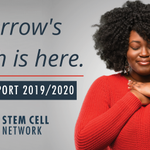 Image for the Tweet beginning: Our 2019-2020 Annual Report 'Tomorrow's