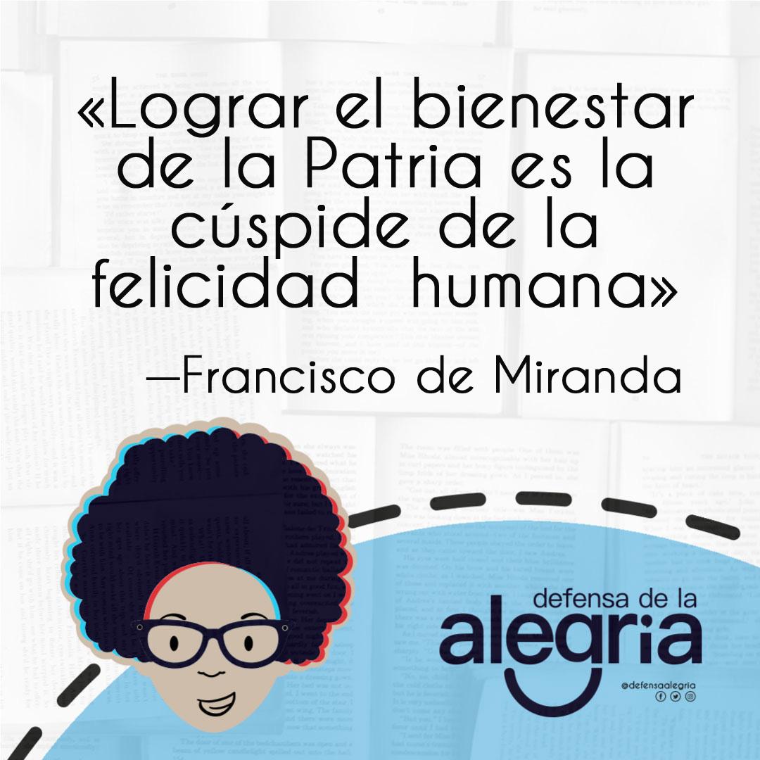 Un día como hoy #14Jul 1816 Fallece en🇪🇸 #SebastiánFranciscoDeMiranda Fue un Político, militar, diplomático, escritor y humanista Venezolano Precursor de nuestra Independencia e impulsor de la Integridad de los pueblos de América. #14Jul #FranciscoDeMiranda #Literatura