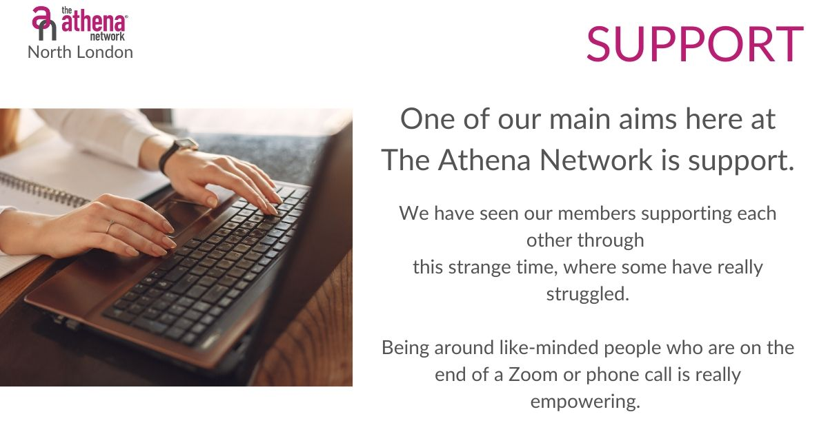 Do you feel like you need a bit of support?  Times have been hard recently, however many of our Athena members have still been able to successfully network and gain clients.  We can provide the tools and support you need to succeed.  DM me now!  #athena #network #womeninbusiness https://t.co/ZsZP958PlL