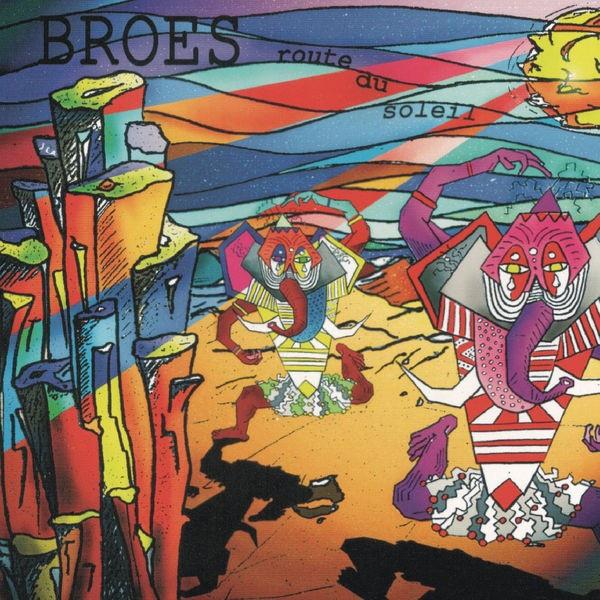 #EnCeMoment Broes - Poble Sec Poble Sec Broes , bonne écoute pic.twitter.com/c35ZHU6dUF