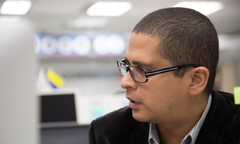 #14Jul AN liderada por Guaidó condena detención de Nicmer Evans y exige su liberación inmediata https://bit.ly/2OqcBfKpic.twitter.com/zREbEK5qQ3