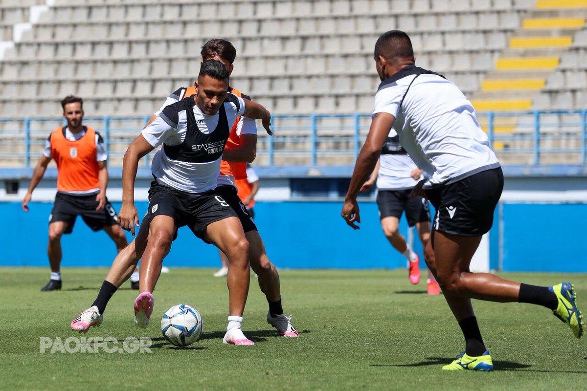 Trabalho concluído com sucesso ✔️🔥 @PAOK_FC @adidasfootball https://t.co/61ZM7hzPbn