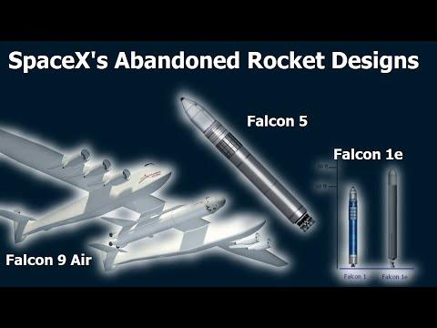 Los proyectos abandonados de SpaceX #Espacio | por @Wicho https://t.co/J9wjCIc7su https://t.co/d4bMebMWJe