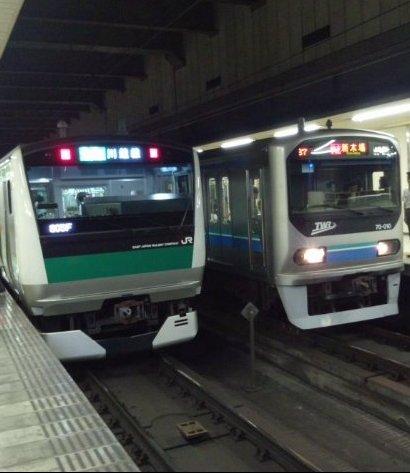 埼京線 ツイッター