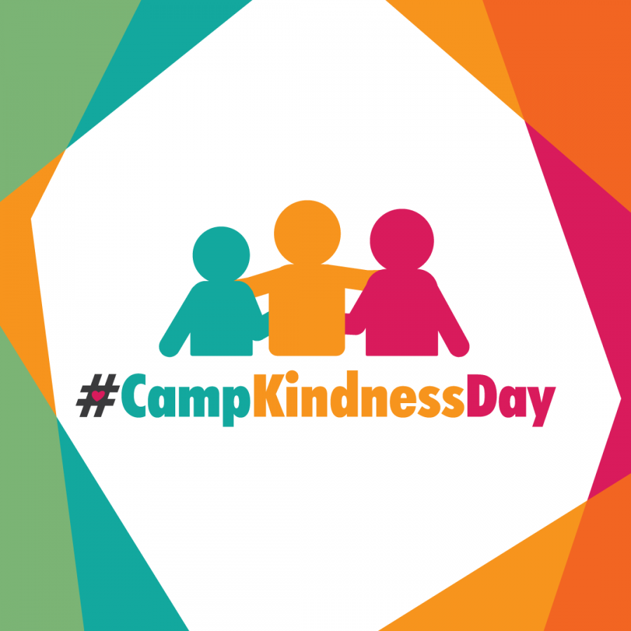 Today, we are celebrating Camp Kindness Day along with the @acacamps by practicing intentional kindness, something we share with others every day at summer camp. Visit https://buff.ly/2gSPITl to make a gift #CampKindnessDay #PassItOn #SteppingStones #CampLife pic.twitter.com/Krzhi6JOz6