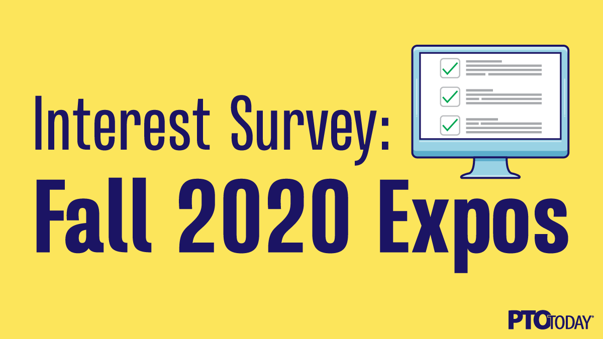 We Want Your Thoughts  It's been a few weeks since we first reached out, but we would love to get your latest thoughts on our PTO Today fall 2020 expos! Take Our Quick Survey > http://ow.ly/Mbqs50AwRHnpic.twitter.com/tC0Hs95IZq