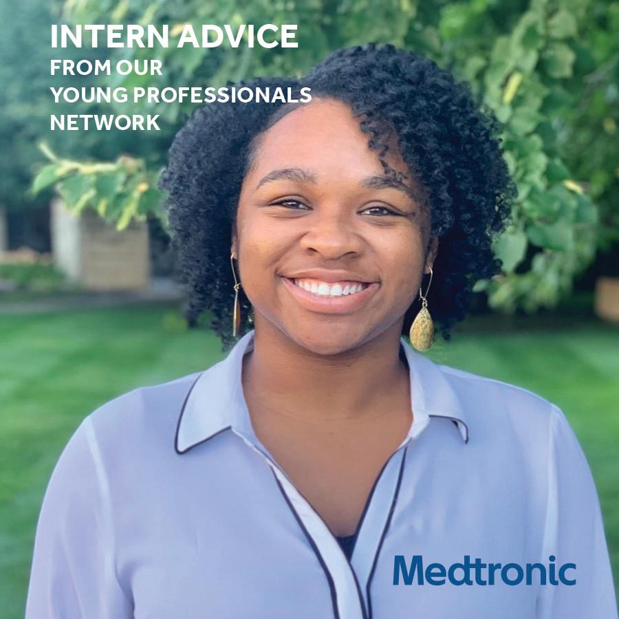 Medtronic interns