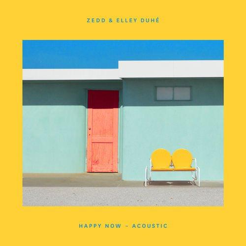 #NowPlaying 🎶  Happy Now (Acoustic) ZEDD; Elley Duhe; Arkadi  #Pop   0:00 ❍─────── 2:32                    ★★★           ↻     ⊲  Ⅱ  ⊳     ↺ volume: ▁▂▃▄▅▆▇ 100% https://t.co/SVIV4Thqpw