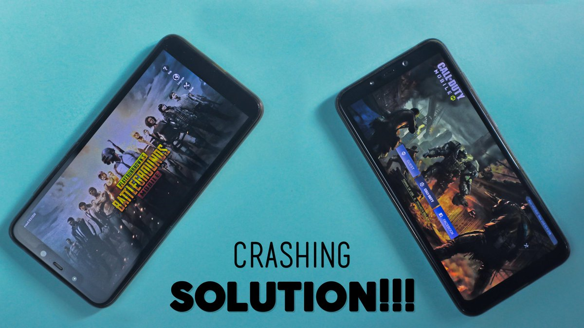 New #tutorial  How To FIX PUBG Mobile/Call Of Duty Mobile closing itself without any warning https://t.co/IR6f7zDJMa  #PUBG #Callofdutymobile #CoDMobile #android #android10 #guide #PUBGMOBILE #PUBG_MOBILE #callofduty #cod #youtube #YouTubers #smallyoutuber #magisk https://t.co/Q6FnaFTzpg