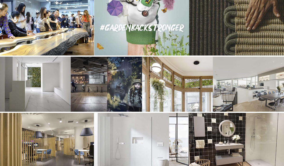 NEW INFURMA E-NEWSLETTER IS NOW AVAILABLE  Get the latest news on the habitat industry trade fairs and discover the best #interiordesign projects, among other interesting novelties...  Discover it here: https://t.co/IHKw8pOUg2 https://t.co/sfuZgGG76j