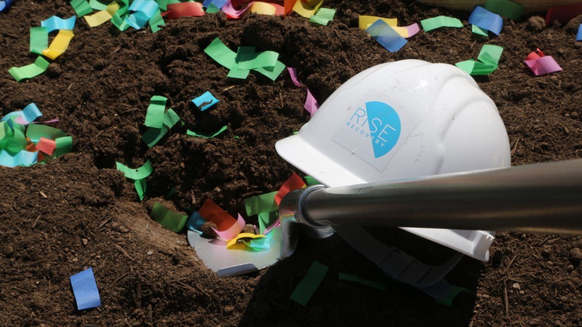 Yesterday, we had the honor of attending the groundbreaking ceremony for The Charlie Naylor Rise Recovery Campus! 👏  Rise Recovery received a donation from our Operation Renovation program last year. We are so excited to see the finished result!  #SpursGive | #ActsOfCaring https://t.co/PAt8yUnxZx