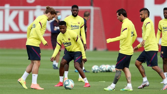 📰 [SPORT🥇] | Goodbye Umtiti, hello Eric Garcia; The operation that Barça wants to do this summer The Catalans will release Umtiti even if its on loan