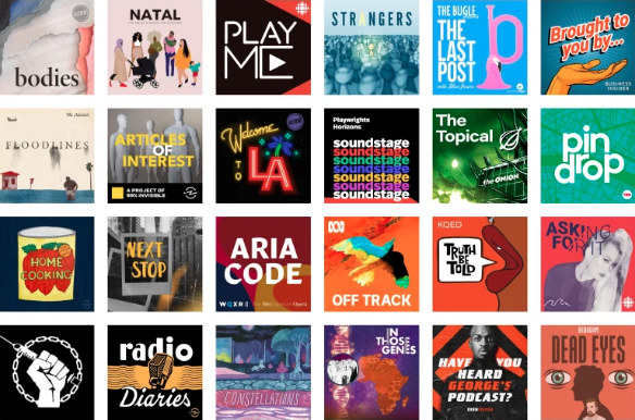 The 50 Best Podcast Episodes of 2020 (So Far) bit.ly/38VUYxz