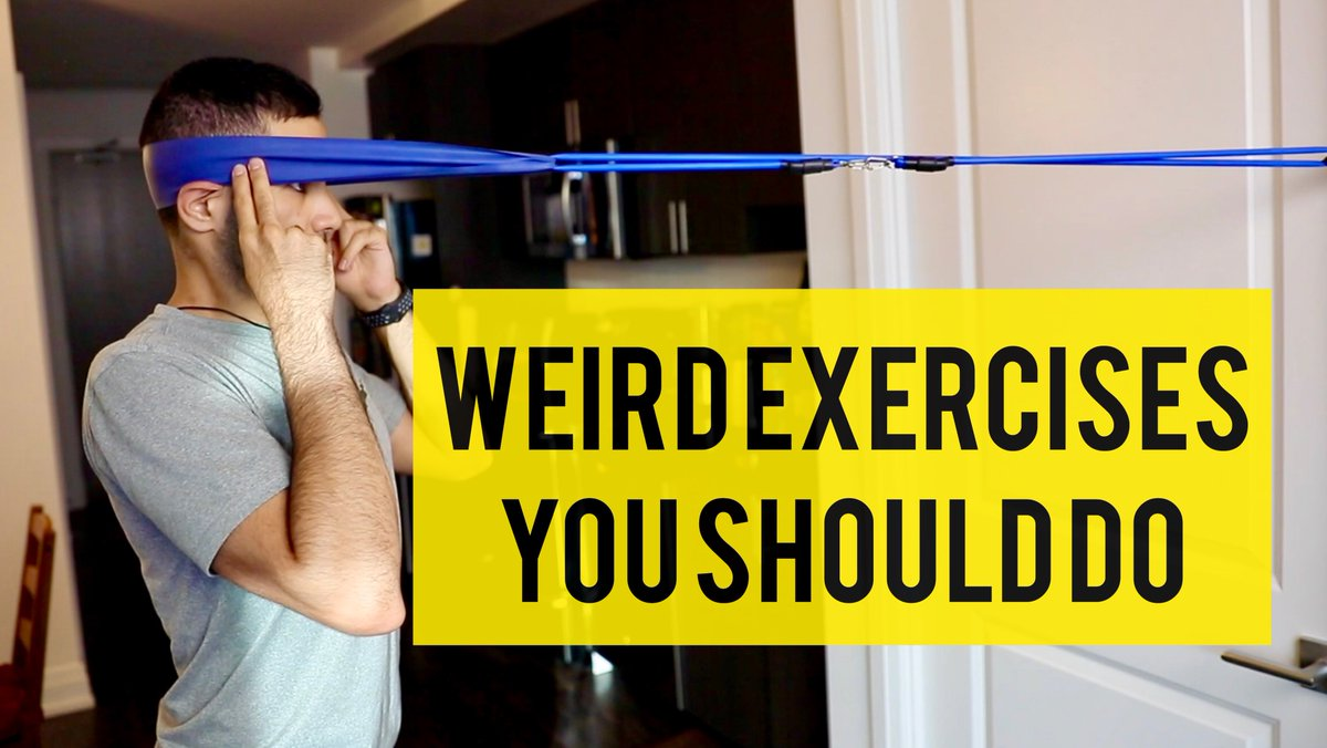 5 #Weird Exercises You Should Add to Your Routine | #Exercise Physiologist  via @YouTube #fit #fitness #workout #muscle #gym